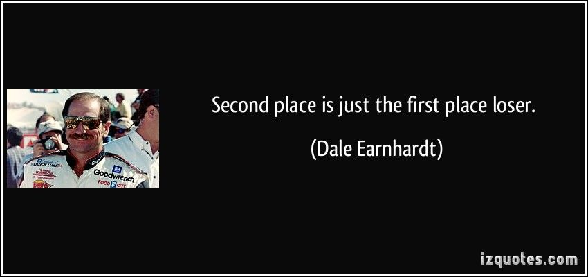 earnhardt - first loser quote.jpg