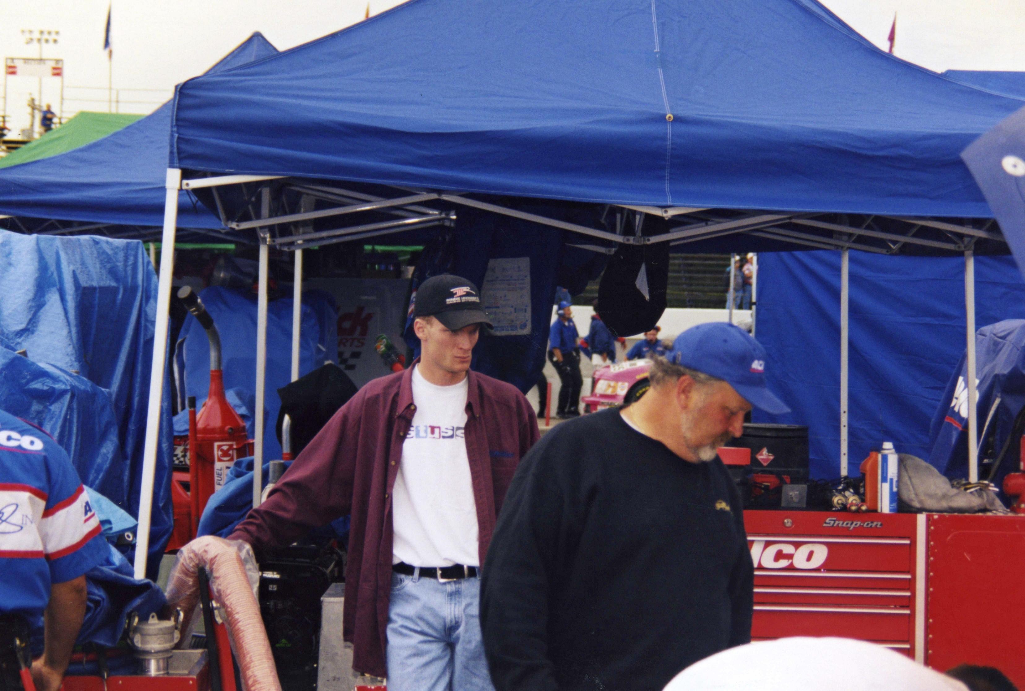img029 Dale Earnhardt Jr, Tony Eury Sr. 7-30-98 IRP - Copy.jpg