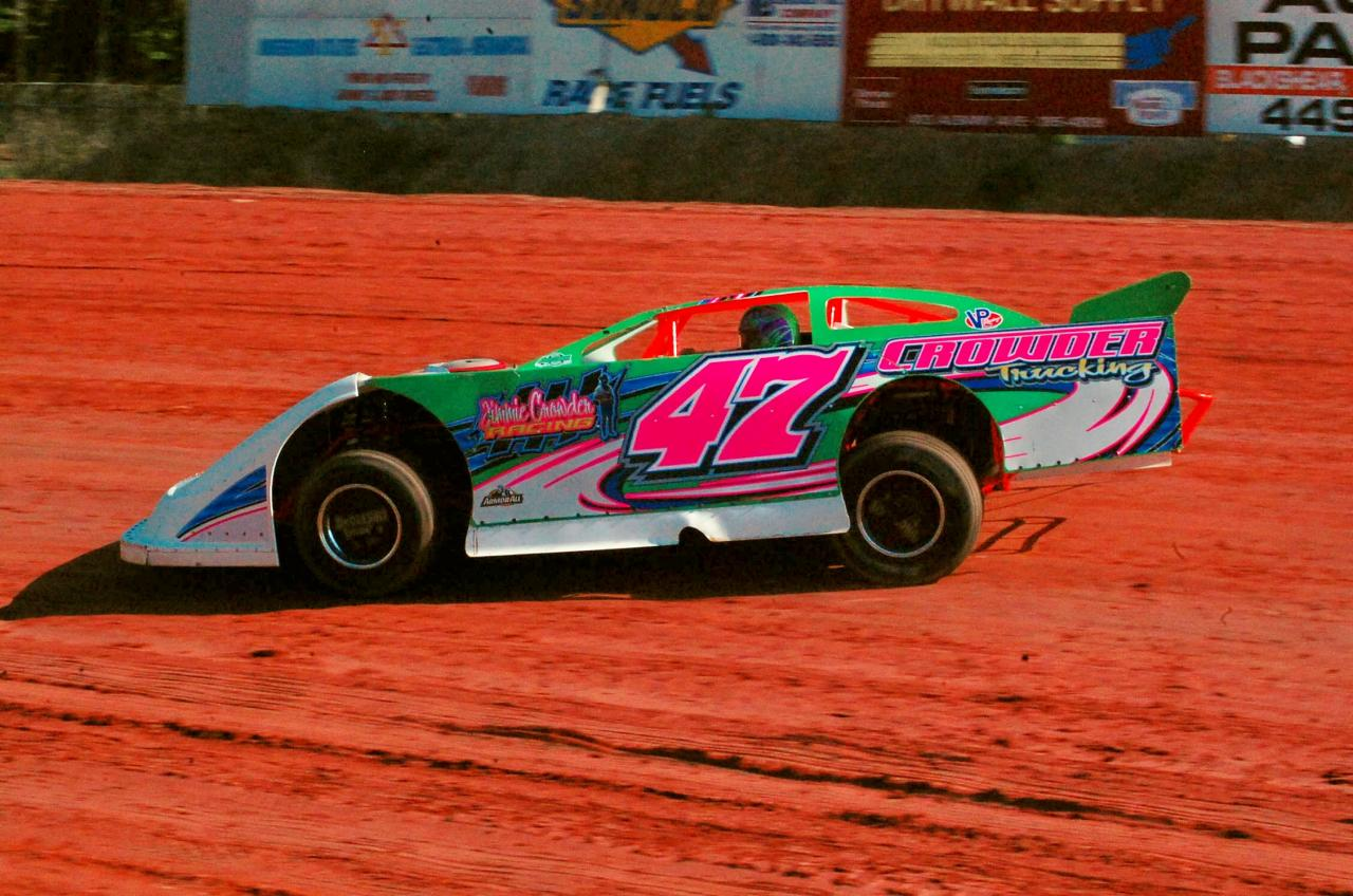 Dirt late models ugliest race car made racing forums for Dirt track race car paint schemes