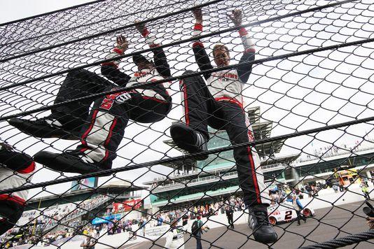 Kez Indy 2018 Climbs Fence 2.jpg