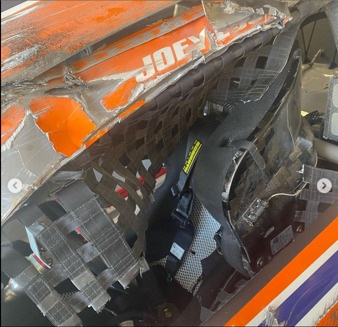 """Screenshot_2021-04-26 Joey Logano on Instagram """"My office got a little dinged up yesterday The...png"""